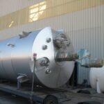 fabricacion de reactor con agitador en Castellon