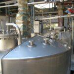 fabricación de reactor con agitador en Castellon